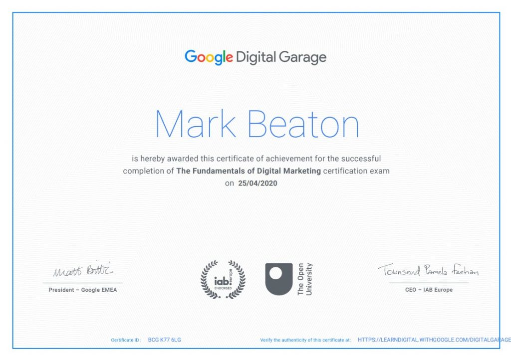 google-certified-marketing-agency