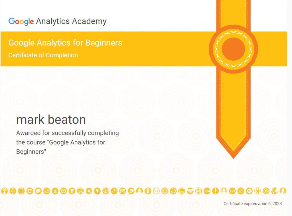 google-analytics-certified-marketer